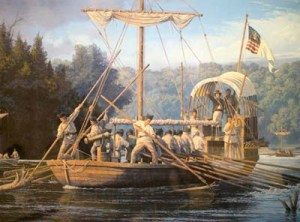 Photographed from the private collection of the Lewis and Clark Trail Heritage Foundation by Kristopher Townsend.
